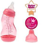 Difrax S-fles klein assorti natural 1st