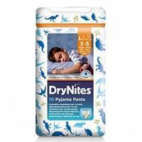 Drynites Boy 3-5 Jaar (10st)