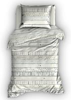 duimelot Dekbedovertrek Pebbles Grijs-100 x 135 cm