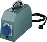 Block ETTK 1000 Scheidingstrafo 1000 VA230 V/AC scheidingstransformator voor laboratoria