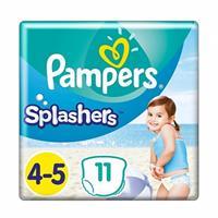 Splashers Maat 4-5 9-15kg Carrypack Luiers