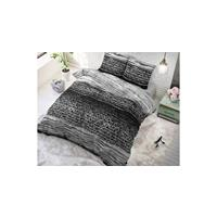 Sleeptime Panther Style Anthracite Antraciet 240 x 220