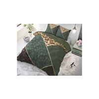 Dreamhouse Panther Vibe Green Groen 140 x 220