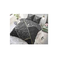 Dreamhouse Panther Vibe Anthracite Antraciet 200 x 220