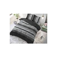 Sleeptime Brex Anthracite Antraciet 200 x 220