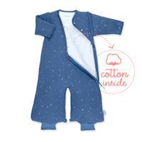 Bemini Schlafsack 3-9 Monate Pady Jersey tog 3.0 Babyschlafsäcke dunkelblau Gr. one size