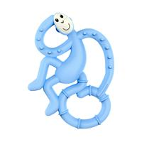 Matchstick Monkey Mini Monkey Bijtring Light Blue