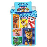 Nickelodeon Paw Patrol dekbedovertrek 100x135 - All Together
