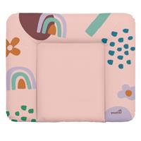 Geuther Aankleedkussen Lena 83 x 73 cm Spring Pink - Roze/lichtroze