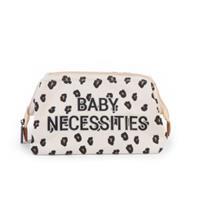 CHILDHOME Baby Necessities Toilettas Leopard - Beige