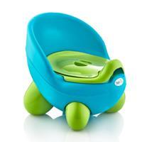 BABYJEM Toilettrainer Blauw Groen