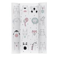 Rotho Babydesign Wickelauflage Happy Faces