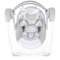 Bright Starts Ingenuity, tragbare Babyschaukel, Cuddle lamp - mit Melodien