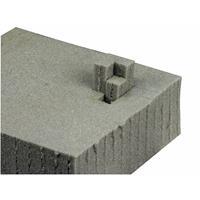 DAP Plukschuim: 120 x 60 x 10 centimeter