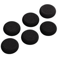 Ear pads foam replacements 45mm, 6 stuks -