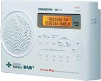 dab radio DPR-69 wit
