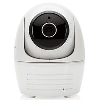 Draadloze IP-beveiligingscamera pan/tilt indoor -