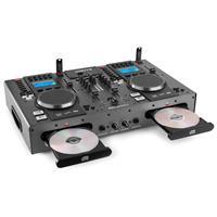 CDJ450 Dubbele CD/USB Speler / mixer met Bluetooth