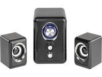 vivanco IT-SPB 2.1 Boekenplank speaker Zwart 10 W