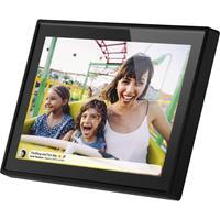Braun Germany DigiFrame 1019 WiFi schwarz Digitale fotolijst 25.7 cm 10.1 inch 1280 x 800 Pixel 16 GB Zwart