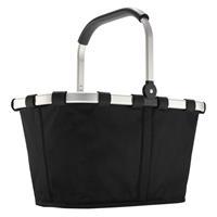 Carrybag Boodschappenmand - Polyester - 22L - Zwart