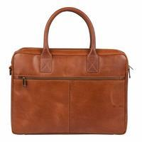burkely Taylor Worker 15 inch Cognac