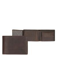 Chesterfield Ascot Billfold Wide 6cc brown