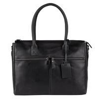 Burkely Vintage Valerie Laptop Bag Black 698822