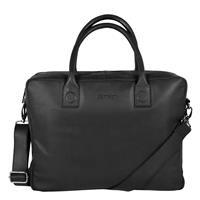 DSTRCT Fletcher Street Business Laptoptas 15.6'' Black 016320