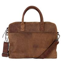 Wall Street Business Laptoptas 15.4'' Brown