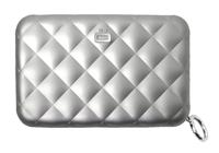 Ogon Designs Ögon Quilted Zipper Zilver