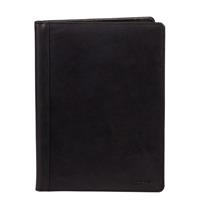 Burkely Bing Vintage Schrijfmap 487022 Black