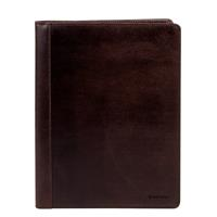 Burkely Vintage Bing A4 Filecover brown