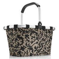 Reisenthel Shopping Carrybag baroque taupe Trolley