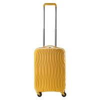 CarryOn Wave Trolley 55 Oker Geel
