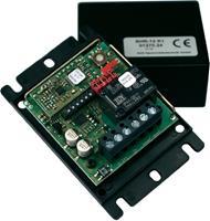 1 kanaals-ontvanger met feedback 01270:24 Bereik max. (in het vrije veld) 1000 m Schakelvermogen 1300 W