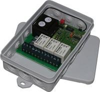 3-kanaals draadloos systeem voor aansluiting op 230 V 00373.93 Bereik max. (in het vrije veld) 1000 m Schakelvermogen 230 V/AC/6 A of 30 V/DC/5 A