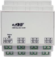 Homematic M-Cab RS485 shutter contact 12-channel, DIN rail mount
