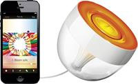Philips Iris White and Color Ambiance Tafellamp MA 7199960PH Transparant