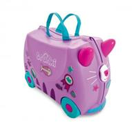 Trunki Kinderkoffer - Kat Cassie - Paars