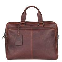 "Burkely Antique Avery Workbag 15,6"" Bruin"