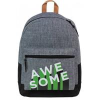 Awesome Boys Grey: 42x30x16 Cm