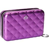 Ögon Designs Quilted Zipper Paars