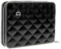 Ögon Designs Quilted Passport Portefeuille Black