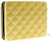 Ögon Designs Quilted Passport Portefeuille Gold