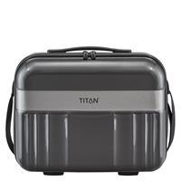 Titan Spotlight Flash Beautycase antracite Beautycase
