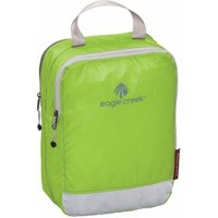 Eaglecreek Pack-It Specter Clean Dirty Half Cube Organizer Volcano Red