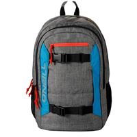 O'Neill Boarder Backpack mid grey melee