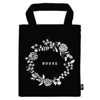 Moses draagtas Libri_x Books 2,5 liter zwart