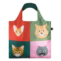 Stephen Cheetham Shopper Cats